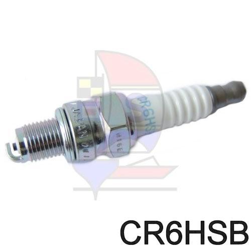 Yamaha NGK Zündkerze CR6HSB