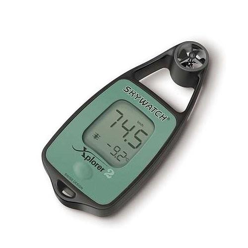 Skywatch Xplorer 2 - Windmesser - Temperatur