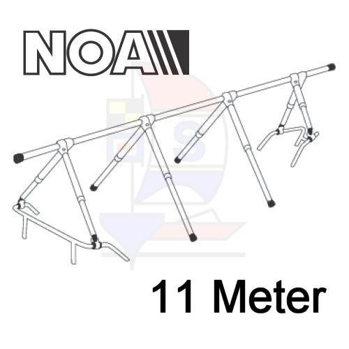 NOA Robustes Decksgestell 11m