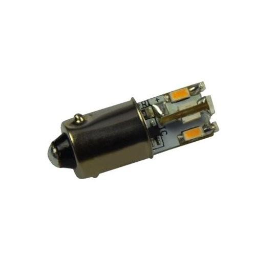 LED-Lampeneinsatz BA9s (12LED)