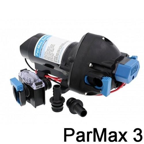 Jabsco PAR Max 3 Trinkwasserpumpe 12V