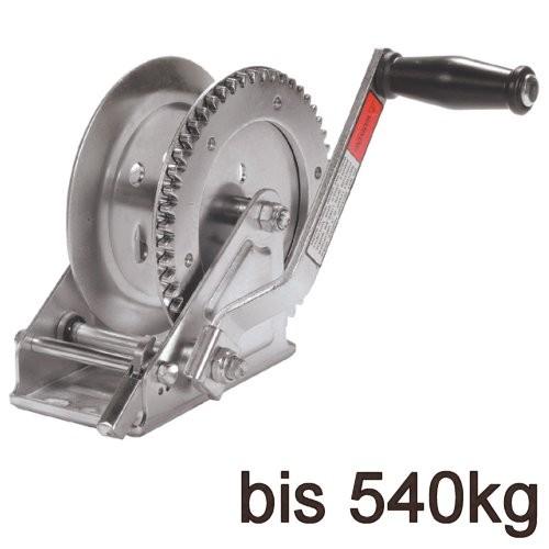 Seilwinde bis 540kg