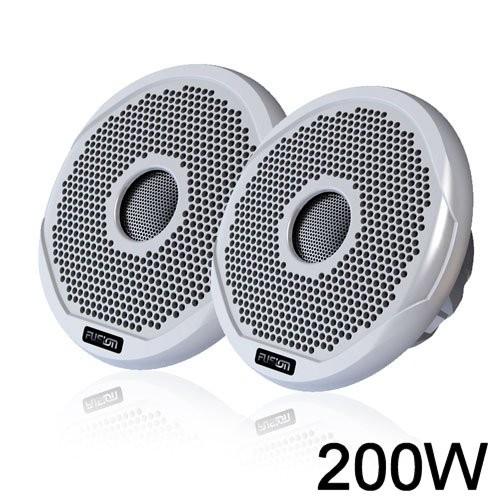 Lautsprecher Fusion MS-FR6021 200W