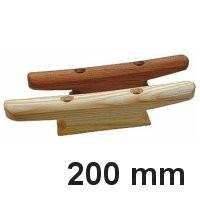 Holzklampe 200mm 2-Loch