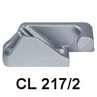 Clamcleat CL 217/2 Steuerbord