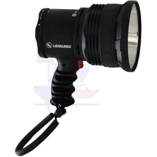 Ledwise Super Zoom Flashlight Gen. 3 Handscheinwerfer