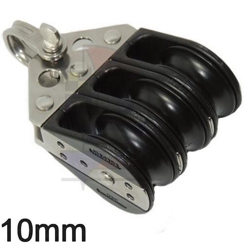 Viadana Block 3fach 10mm