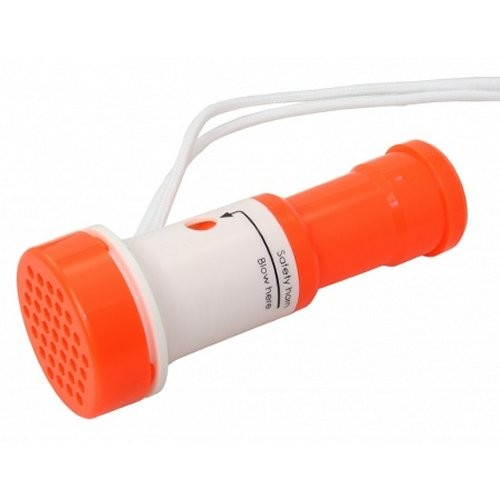 Signalhorn orange