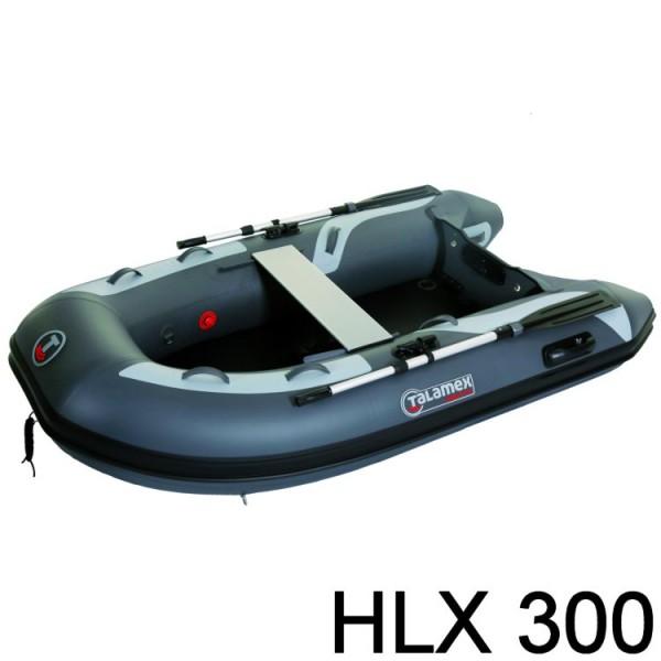 Talamex Schlauchboot Aludeck HLX 300 Grey