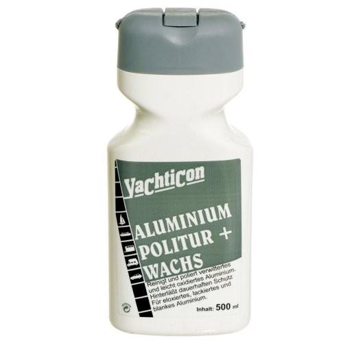 Yachticon Alu-Politur+Wachs 500ml