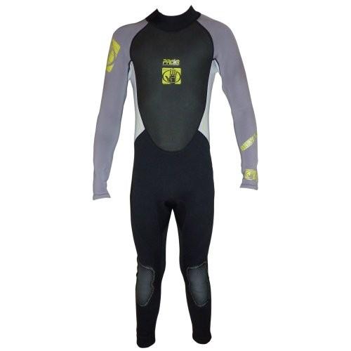 Neopren-Anzug Junior schwarz / grau