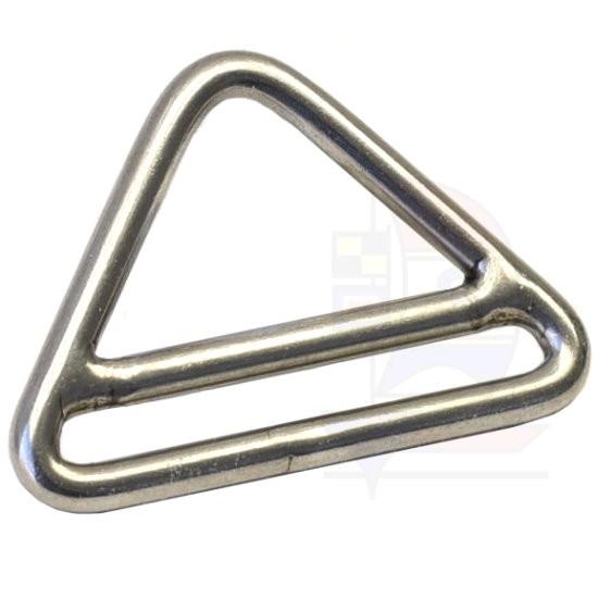 Dreieckring Deltaöse mit Steg