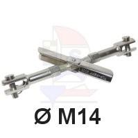 Top-Reff Sicherheitswantenspanner M14 TR 4070
