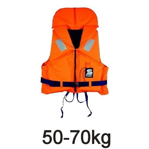 Secumar Rettungsweste Bravo 50-70kg