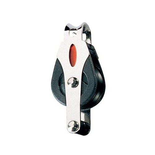 Ronstan Block 1fach + Unterbügel 6mm RF20111