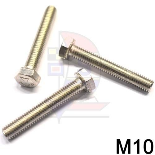 Sechskantkopfschraube M10