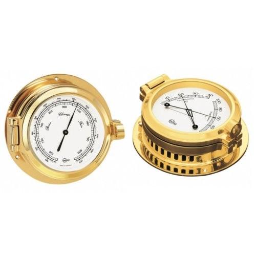 Barigo Poseidon 2er-Set Barometer + Comfortmeter