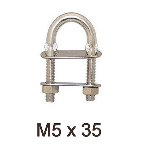 U-Bolzen M5 x 35