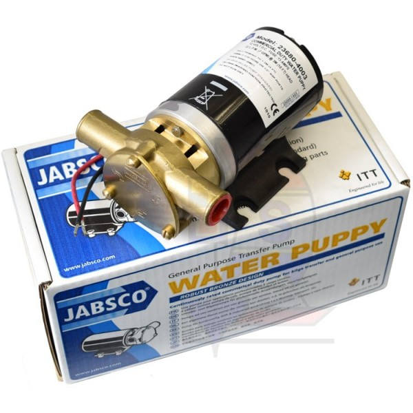 Jabsco Water Puppy Lenzpumpe 32 Ltr 12V