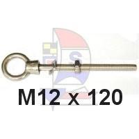 Augbolzen M12x120mm