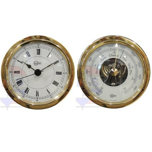 Barigo Tempo S 2-er Set Quarzuhr + Barometer