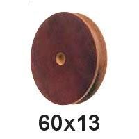 Seilscheibe Tufnol 60 x 13