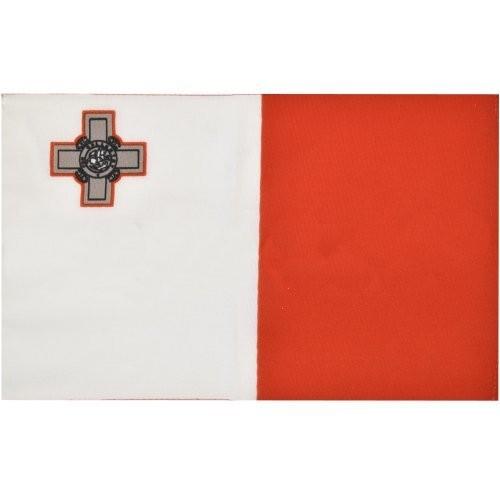 Flagge Gastland Malta
