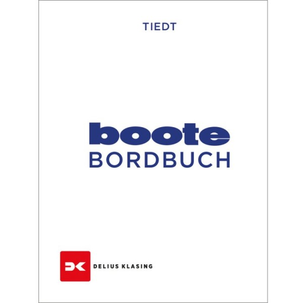 Boote Bordbuch / Tiedt