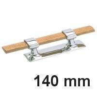 Holzstockklampe Stockpoller 140mm