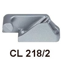 Clamcleat CL 218/2 Backbord