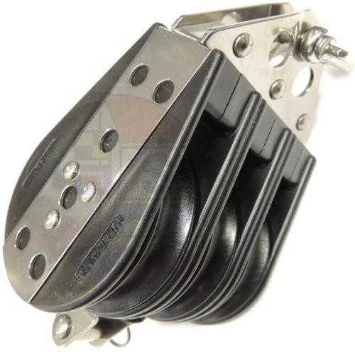 Viadana Block HL 3fach + Unterbügel 14mm