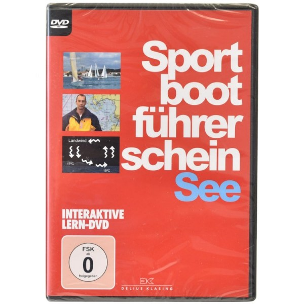 DVD Sportbootführerschein See