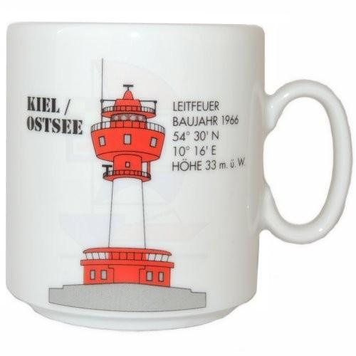Leuchtturmtasse Kiel / Ostsee