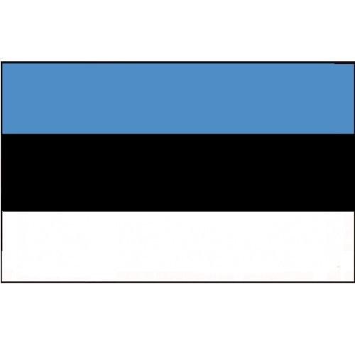 Flagge Gastland Estland
