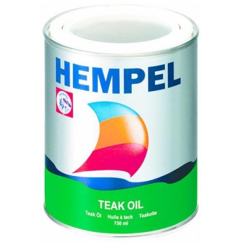 Hempel Teak Oil Sealer 750ml