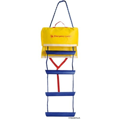 Rettungsleiter 4-stufig