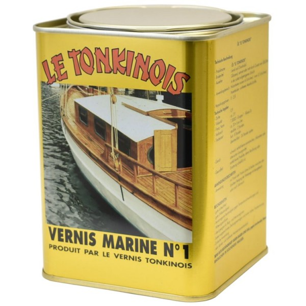 Le Tonkinois Marine Nr.1 Klarlack 1 Ltr.