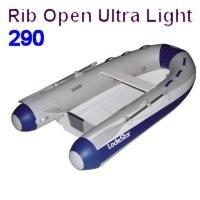 LodeStar Schlauchboot RIB Open Ultra Light 290