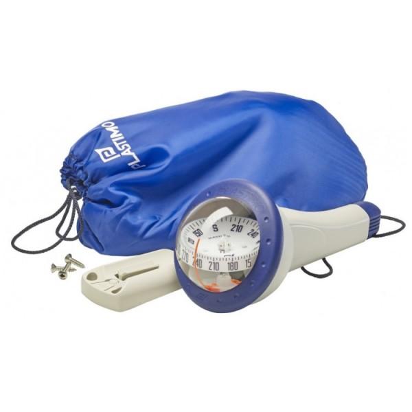 Kompass Plastimo Iris 100 blau mit Beleuchtung