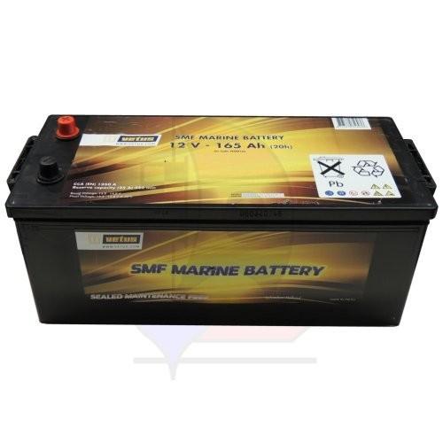 Vetus SMF Marine Batterie 165 Ah