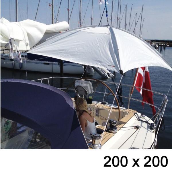 Sonnenschutz Sonnensegel 200 x 200