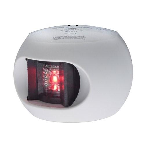 Aqua Signal Serie 34 Backbordlaterne LED weißes Gehäuse