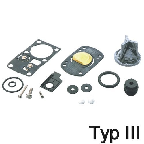 Jabsco Reparatursatz Typ III
