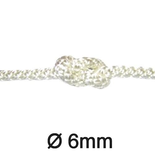 Leine Polyamid-Flechtschnur 6mm