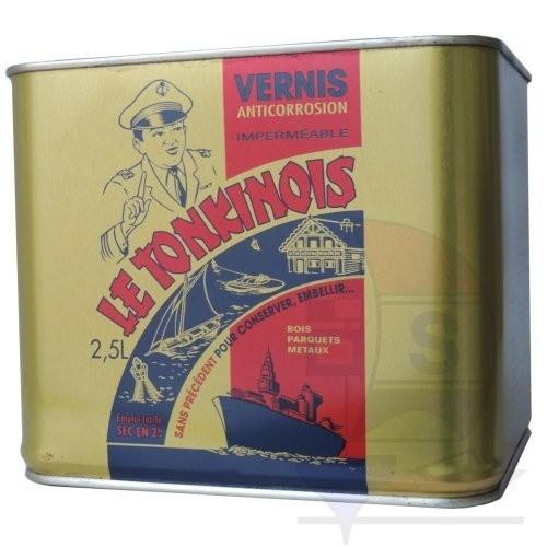 Le Tonkinois Klarlack 2,5 Ltr.