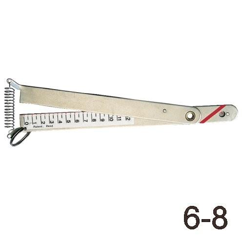 Wantenspannungsmesser 6 - 8mm