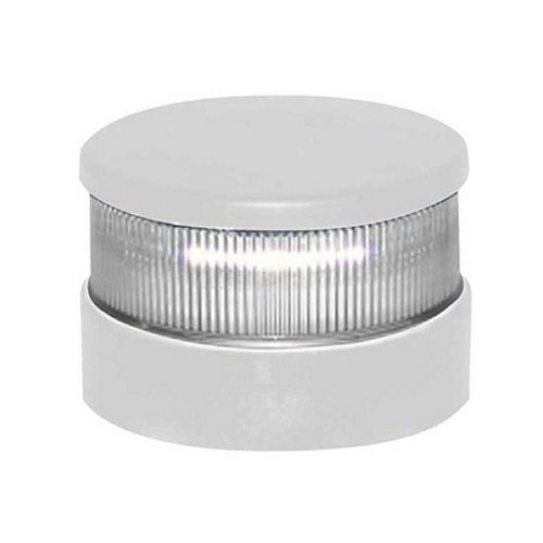 Aqua Signal Serie 34 Ankerlaterne LED weißes Gehäuse
