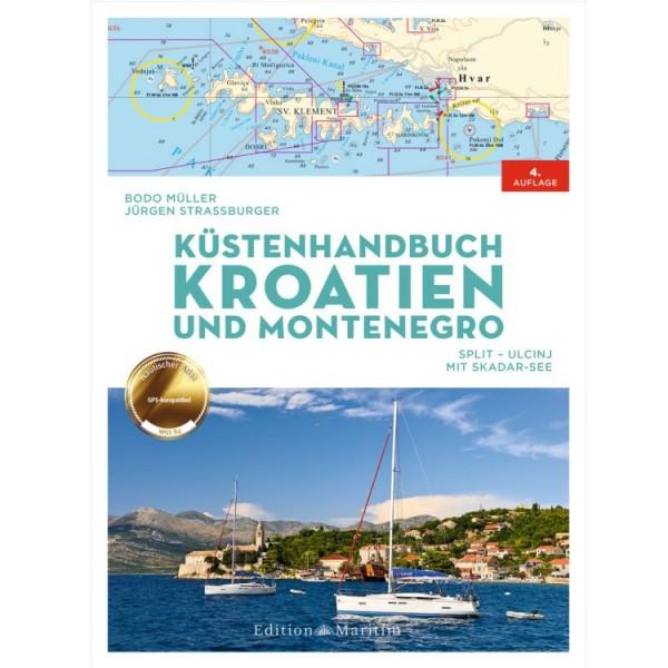 Küstenhandbuch Kroatien und Montenegro / Müller, Strassburger