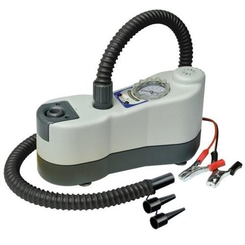BRAVO elektrische Luftpumpe GE BTP mit Manometer