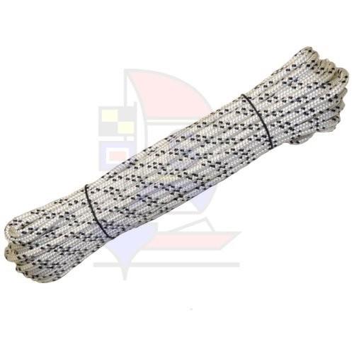 20m Leine Polyester geflochten ca. 7mm